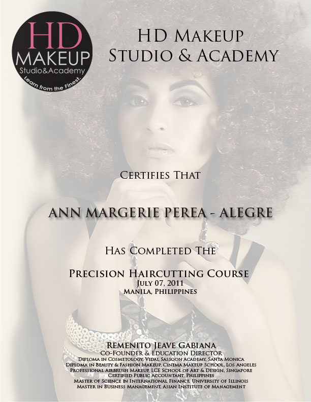 Makeup School In Manila Philippines Hd Makeup Studio And Academy